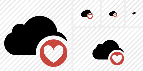 Cloud Favorites Symbol