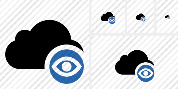 Cloud View Icon