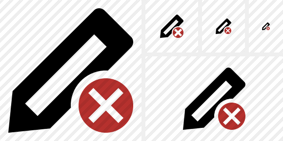 Edit Cancel Symbol