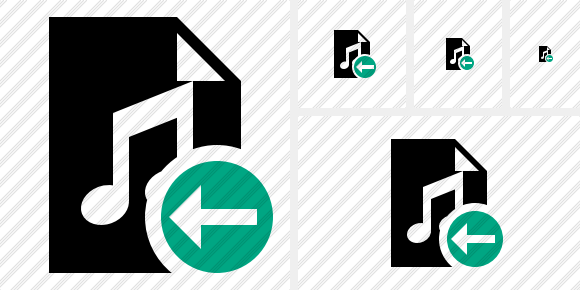 File Music Previous Symbol