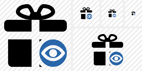 Gift View Icon