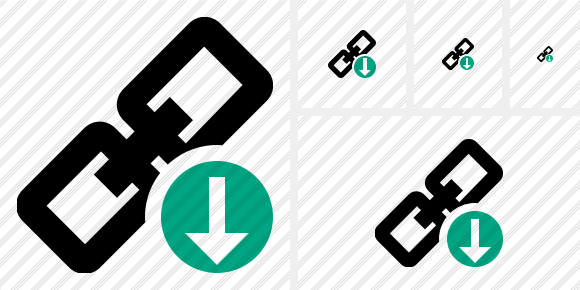 Link Download Symbol