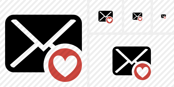 Mail Favorites Icon