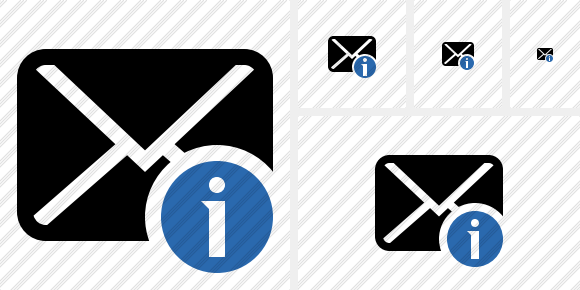 Mail Information Icon