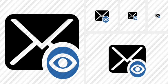 Mail View Icon