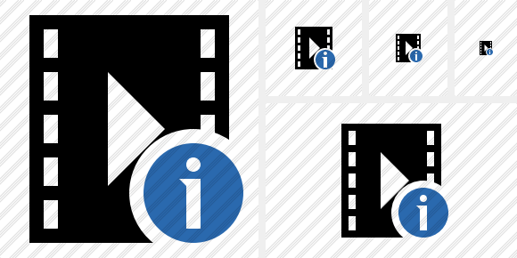 Movie Information Symbol