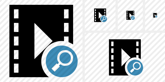 Movie Search Symbol