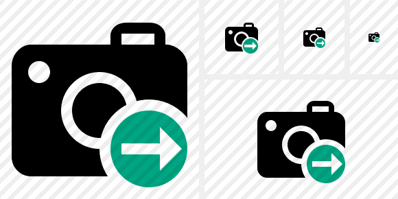 Photocamera Next Icon