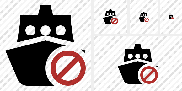 Ship 2 Block Icon
