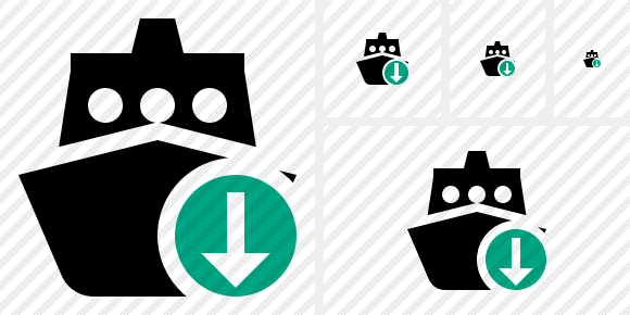 Ship 2 Download Icon