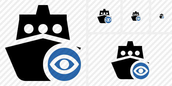 Ship 2 View Icon