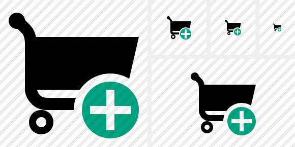 Shopping Add Symbol