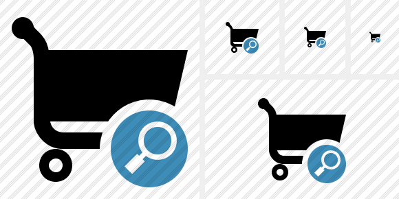 Shopping Search Symbol
