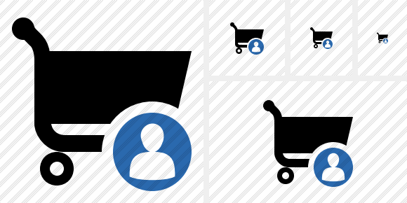Shopping User Icon