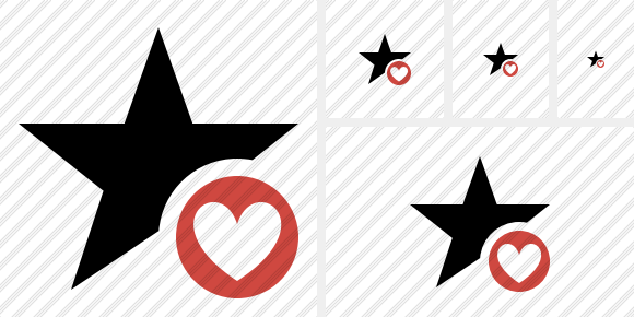 Star Favorites Symbol