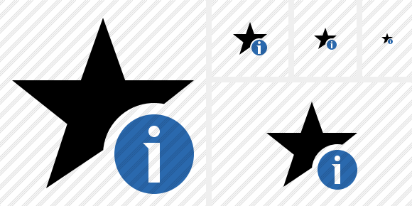 Star Information Icon