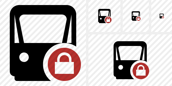 Train 2 Lock Icon