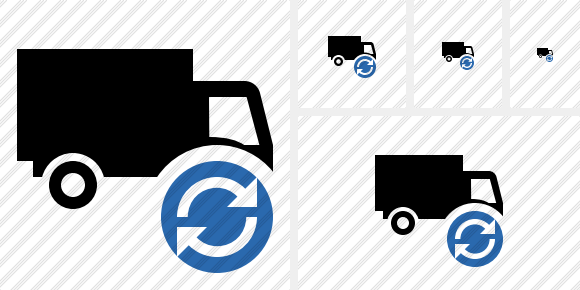 Transport Refresh Icon