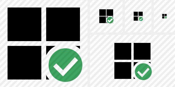 Windows Ok Icon