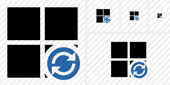 Windows Refresh Icon