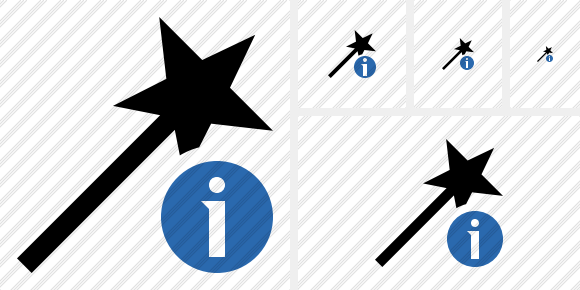 Wizard Information Symbol