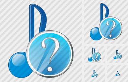 Audio Question Icon