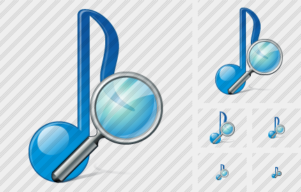 Audio Search Icon