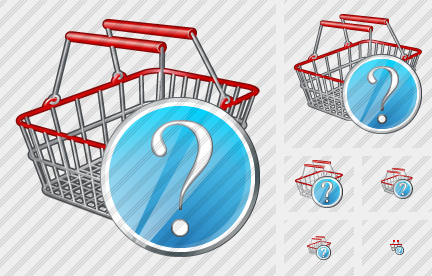 Basket Question Icon