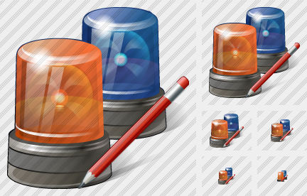 Beacon Light Edit Icon