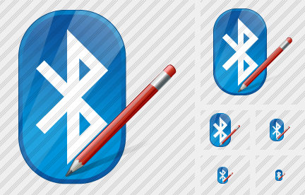 Bluetooth Edit Icon