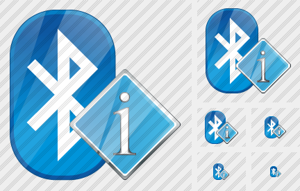 Bluetooth Info Icon