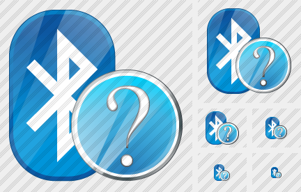 Bluetooth Question Icon