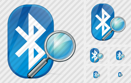 Bluetooth Search Icon