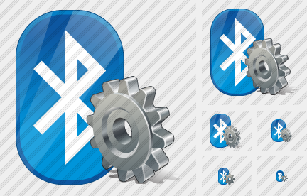 Bluetooth Settings Icon