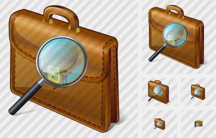 Breafcase Search 2 Icon