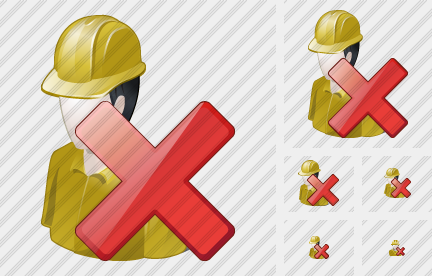Builder Delete Icon