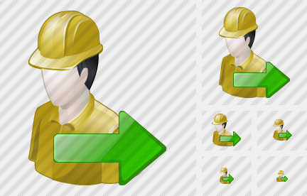 Builder Export Icon