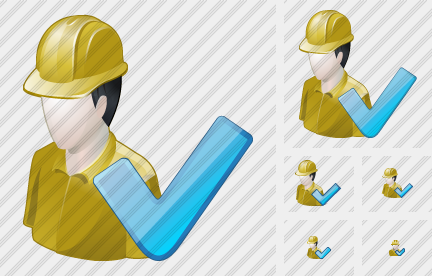 Builder Ok Icon