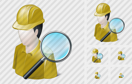 Builder Search 2 Icon