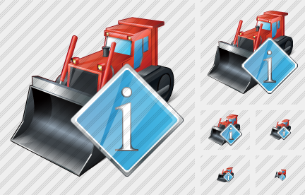 Bulldozer Info Icon