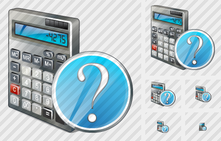 Calculator Question Icon