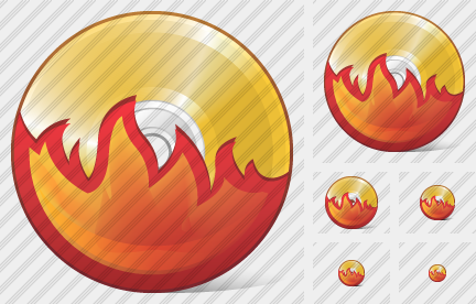 CD Burn Icon
