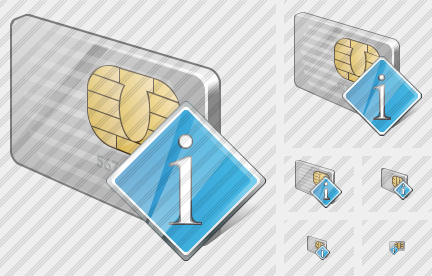 Chip Card Info Icon