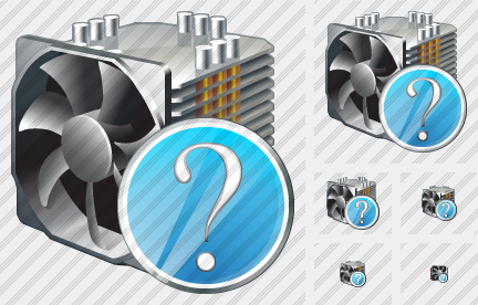 Cooler Question Icon