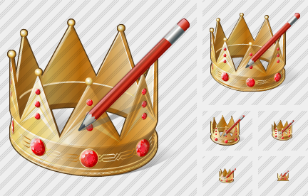 Crown Edit Icon