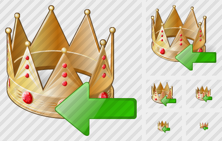 Crown Import Icon