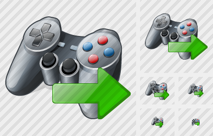 Gamepad Export Icon