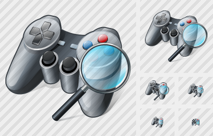 Gamepad Search 2 Icon