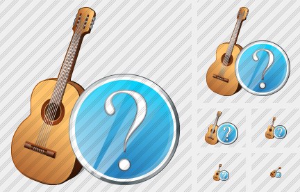 Guitar Question Icon