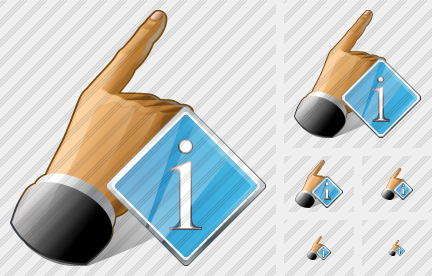 Hand Info Icon